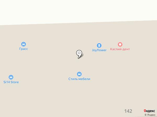 МАГсантехники на карте