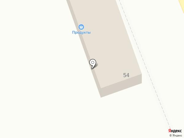 Питер на карте