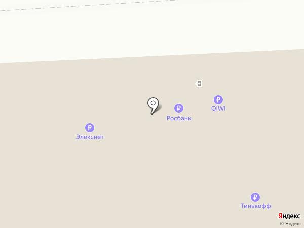 Банкомат, КБ Росэнергобанк на карте