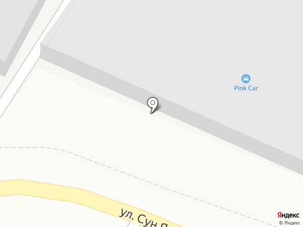 Марборис на карте