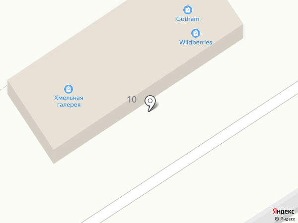 Мастерица на карте