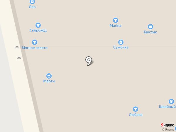 Moder на карте
