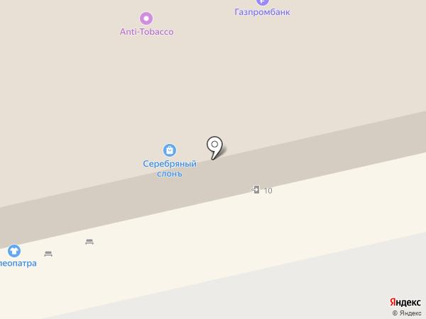 ЗИОН на карте
