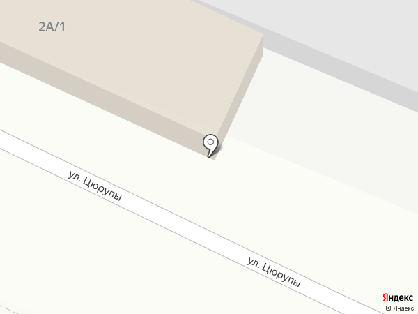 Магазин строительных и отделочных материалов на карте