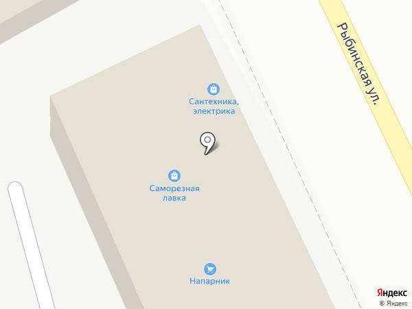 Стильный пол на карте