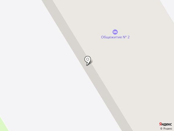 Ежовская амбулатория на карте