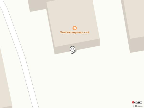 Хлебокондитерский магазин на карте