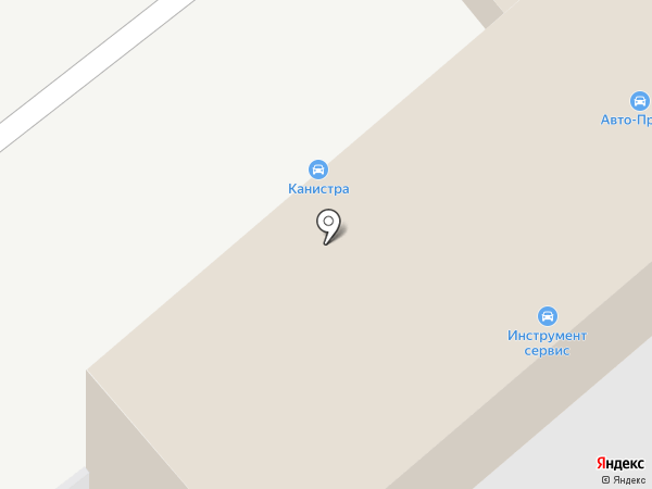 Ульяновский автоцентр КАМАЗ на карте