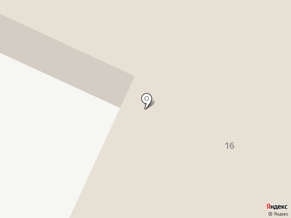 Камаз на карте