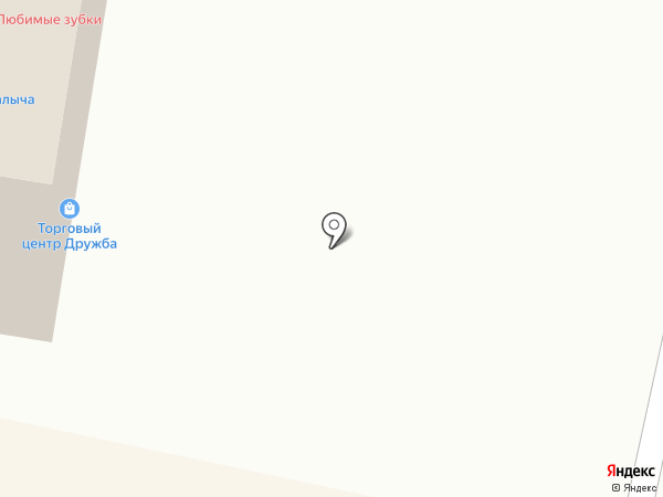 Клёвое место на карте