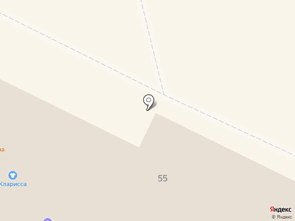 Компьютерный доктор на карте