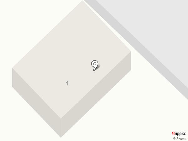 Гольфстрим на карте