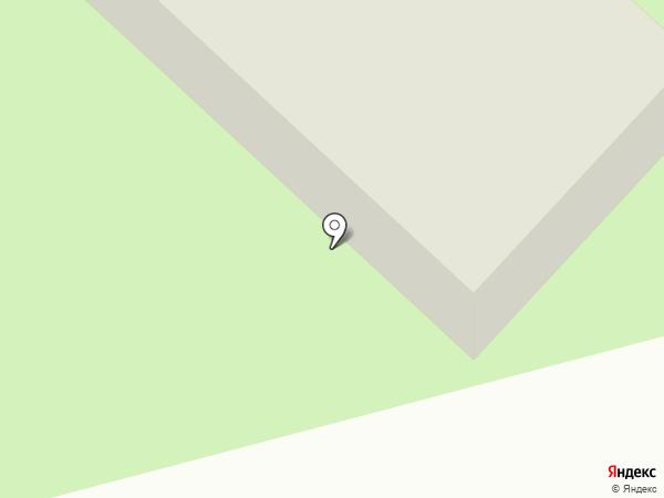 Алексеевское лесничество на карте