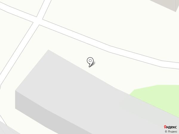 Моторс на карте