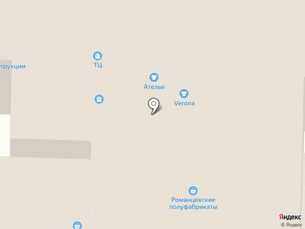 Карат на карте