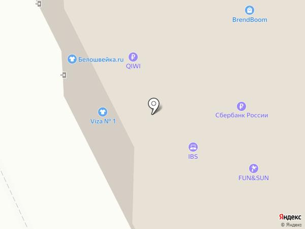 Отдых.РУ на карте