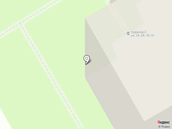 Гео-Систем на карте