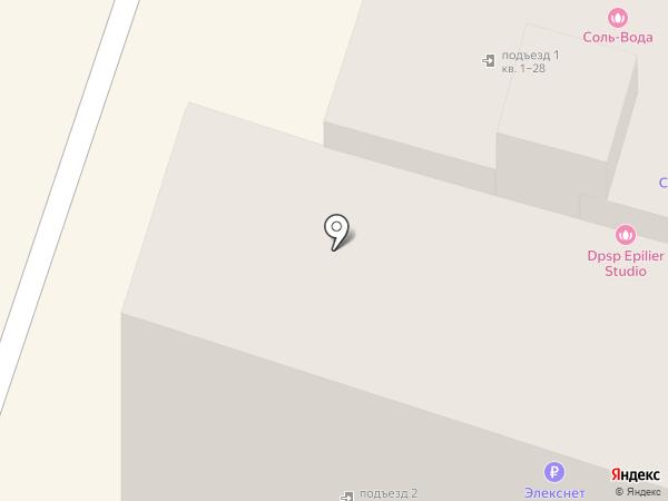ВИВА-Тур на карте
