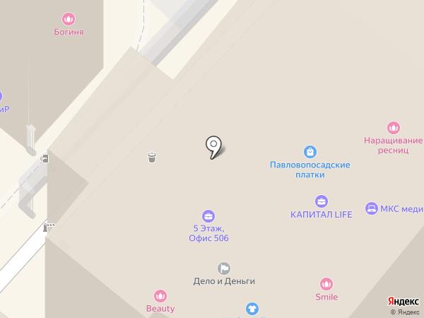 ТурИнфо Глобал-Трэвл на карте