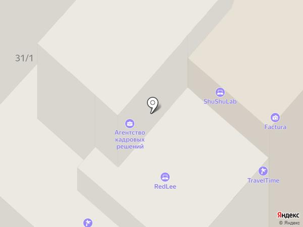 Альфа Тур на карте