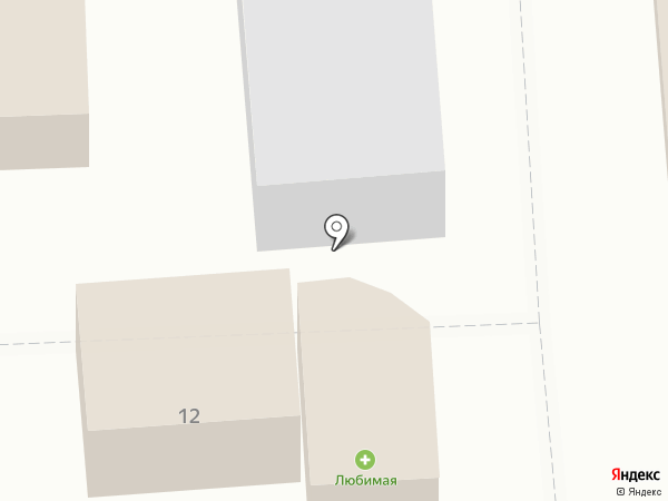 Де Аль на карте