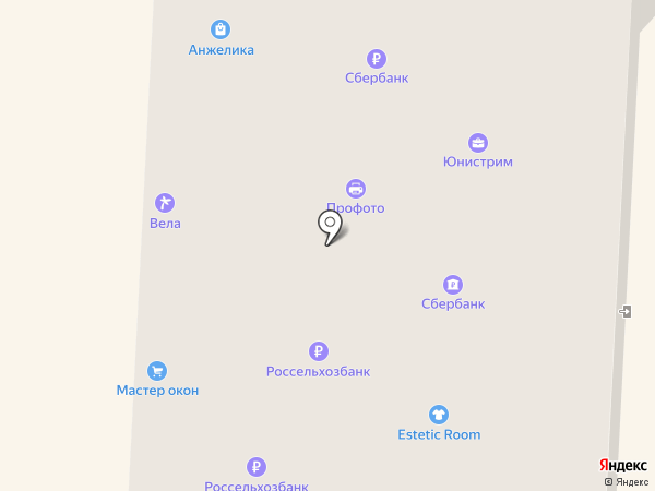 Легион на карте