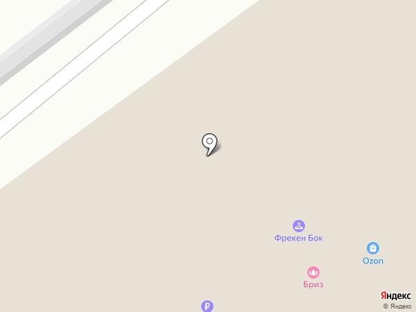 ВелесТур на карте