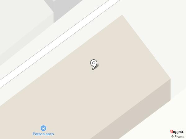 Компания по компьютерному подбору автоэмалей на карте