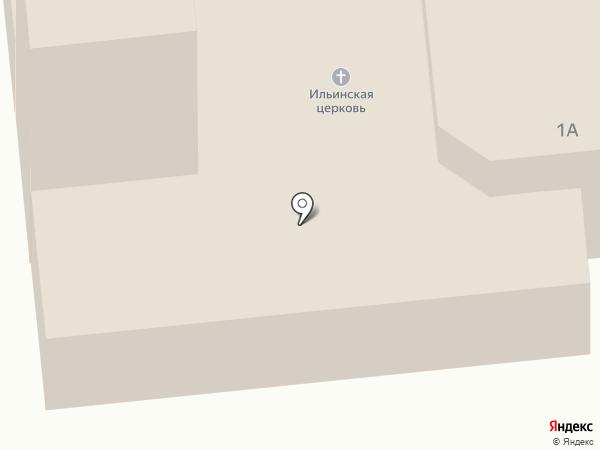 Храм Ильи Пророка на карте