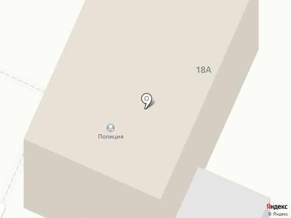 Отдел полиции, Васильево на карте