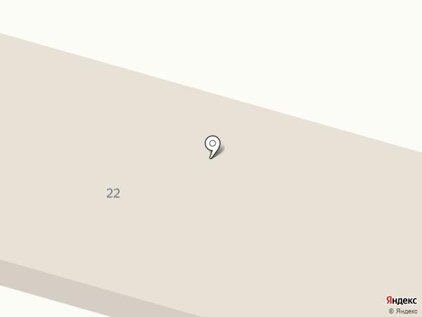 Почтовое отделение №524 на карте