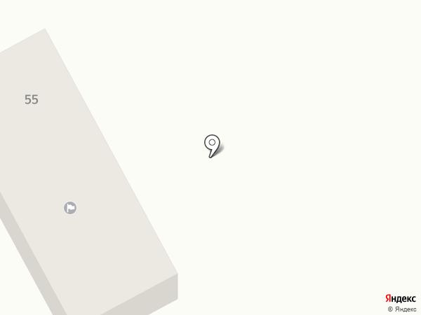 Нижнеуслонское сельское поселение на карте