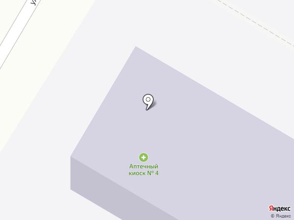 Аптечный пункт №4 на карте