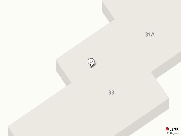 Чешский квартал на карте