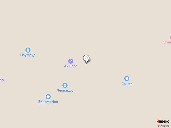 Finn Flare на карте