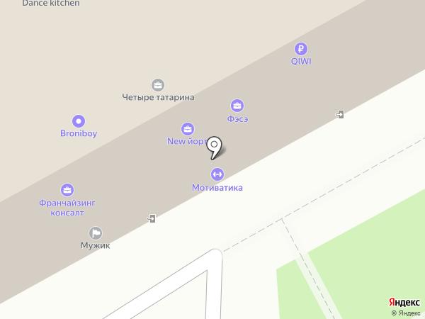 ФЭСЭ на карте