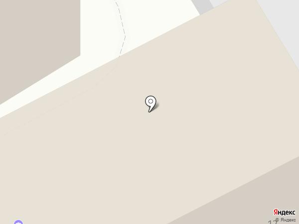Промсетка на карте