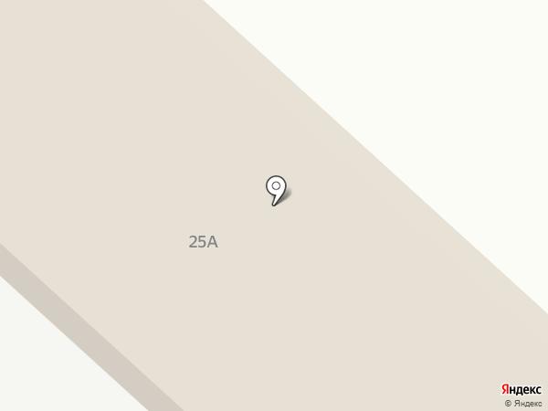 Рамаевское на карте