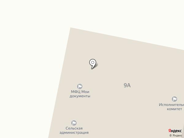Песчано-Ковалинское сельское поселение на карте
