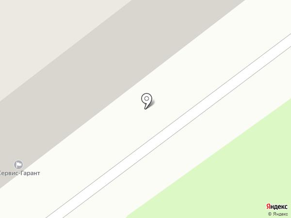 Сервис-Гарант на карте