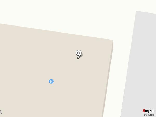 Магазин разливного пива на Малиновой на карте