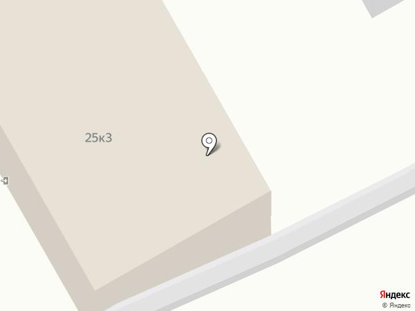 Казанский поисково-спасательный отряд на карте