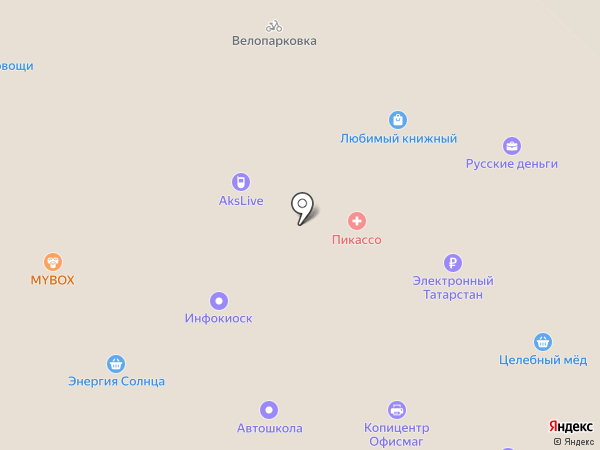 BROSSKO на карте