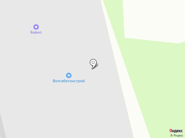 КазМетКомплект на карте