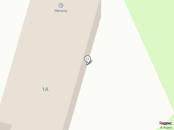 Мэзжед на карте