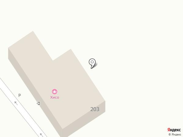 Динар на карте