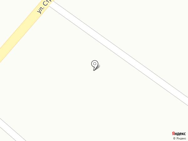 Сель По №1 на карте