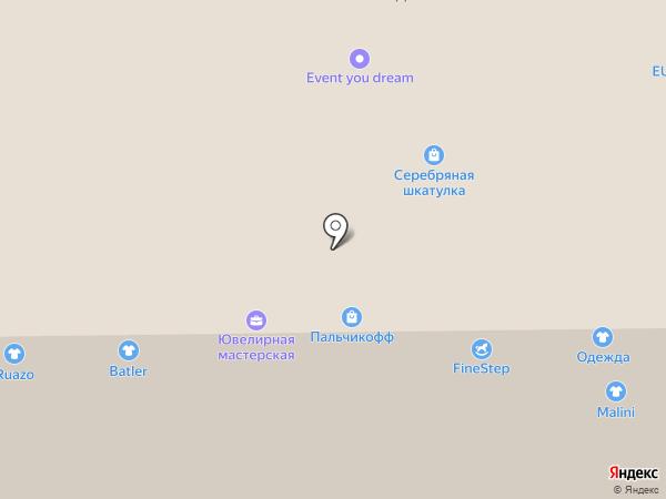 A.Ponomareva на карте