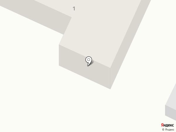 Совет Дачного сельского поселения на карте