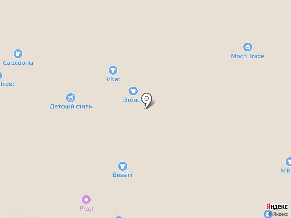 AERO на карте
